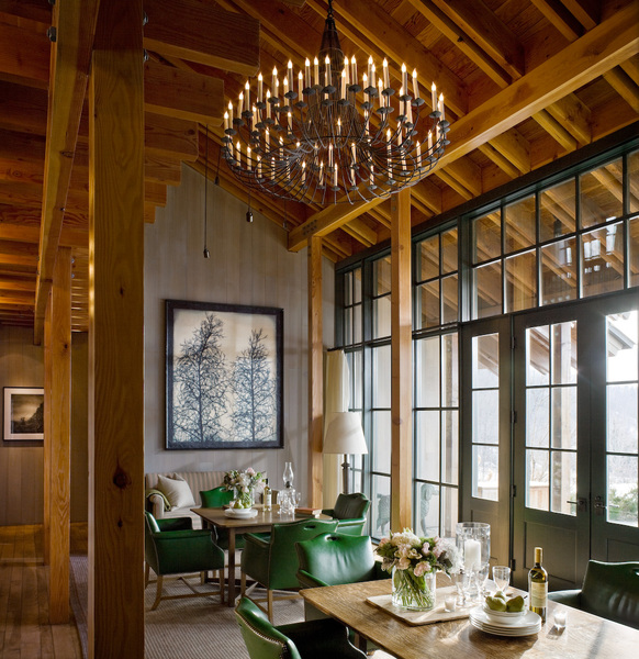 Twin Farms is the Height of Luxury in Vermont