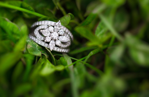 Wedding Rings with Personality