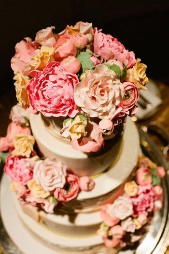 The Perfectly Elegant Cake