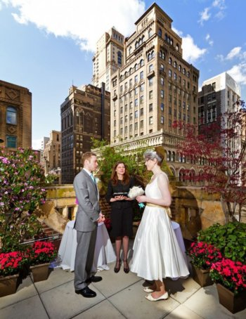 The Adventurous Officiant to the Rescue