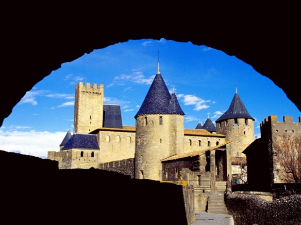 The Mysteries of Carcassonne, France