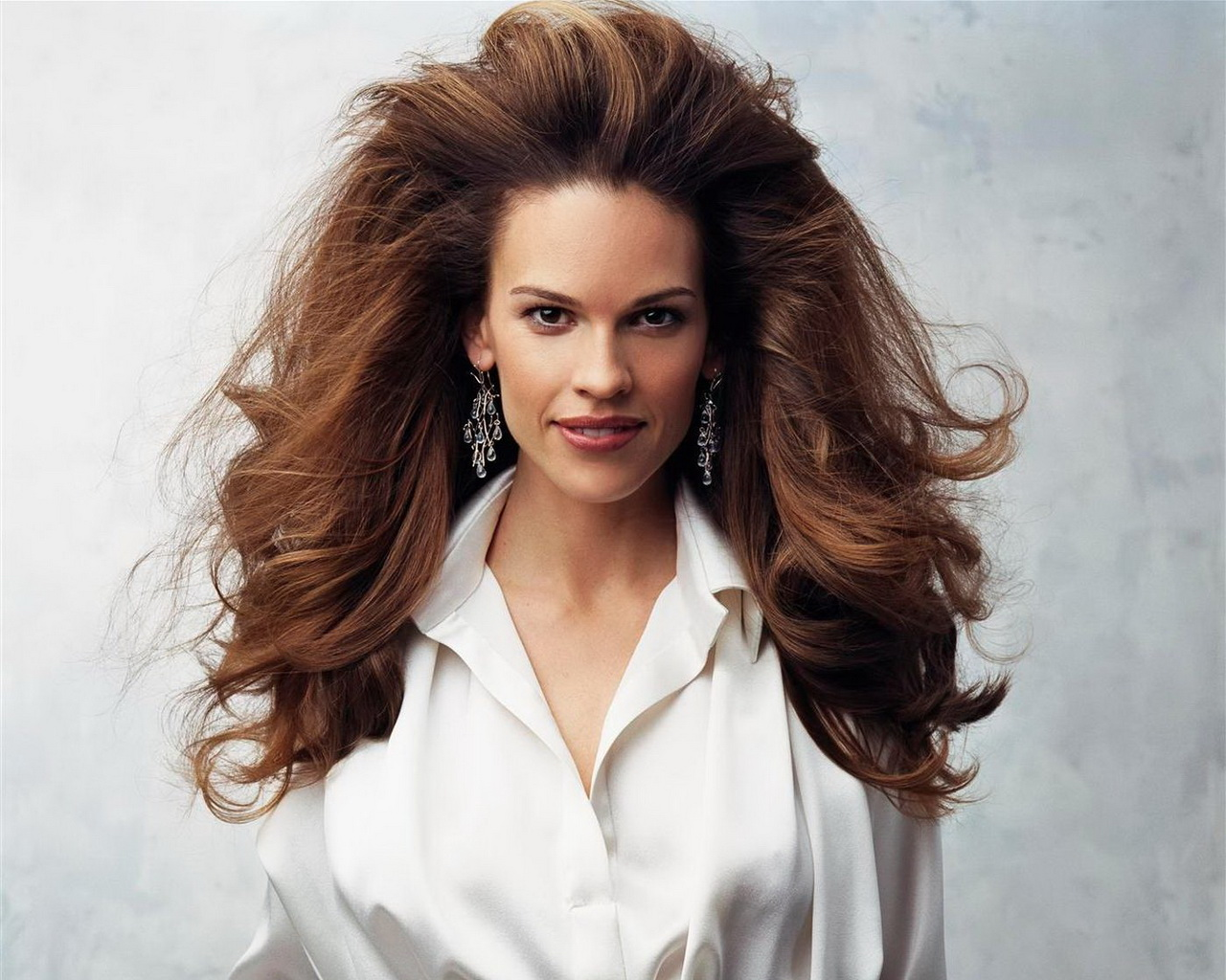 Interview with Hilary Swank