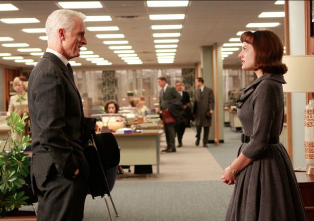 Career Tips from the Women of Mad Men