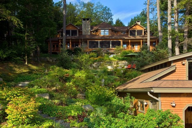 The Fern Lodge is Heaven, just 3hrs from NYC