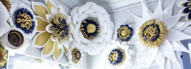 Paper Floral Artistry