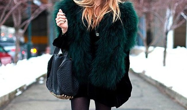 6 Hot Ways to Wear Faux Fur