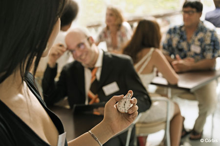 My Adventures in Speed Dating