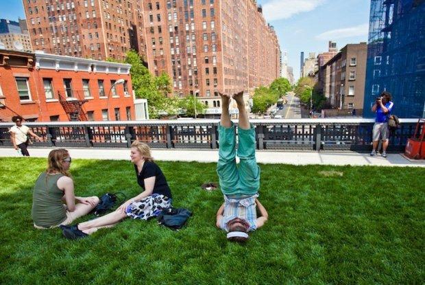 NYC's Yoga Hotspots