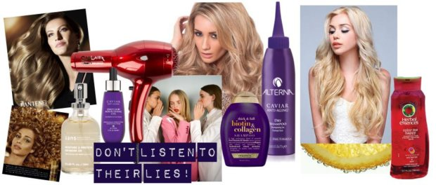 Misleading Hair Care Products