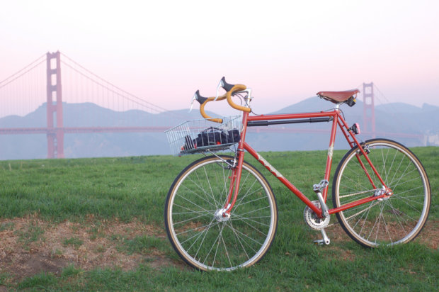 My Bike Tour of San Francisco