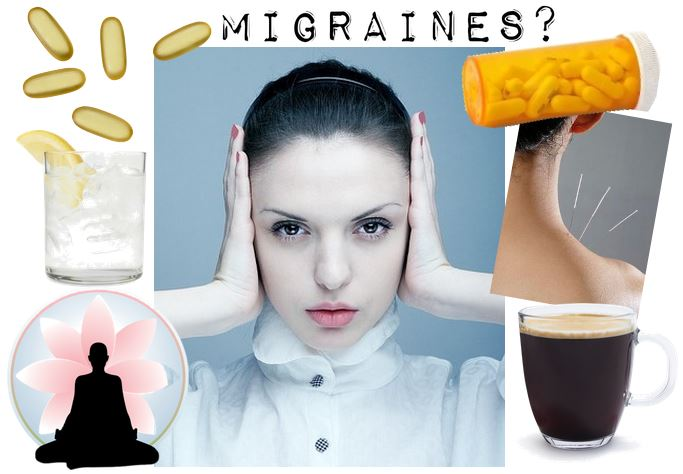 Migraines Really Suck. Here's How to Deal.
