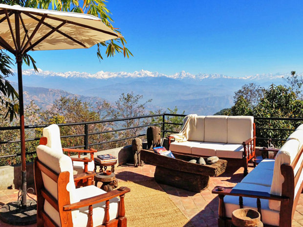 The Rejuvenating Dwarika's Resort in Nepal