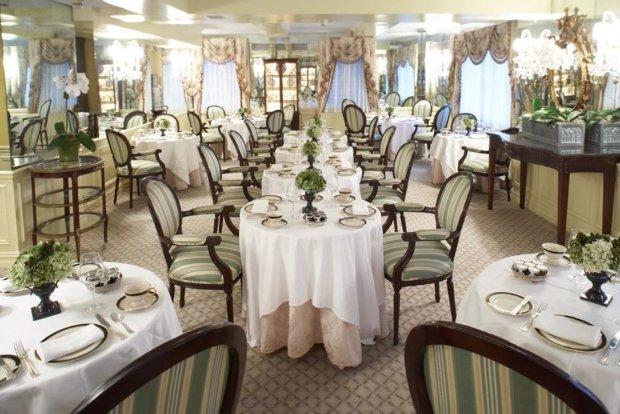 Gypsy Tea Room New York
