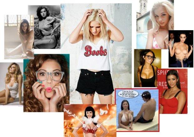 Men Who Prefer Big Boobs