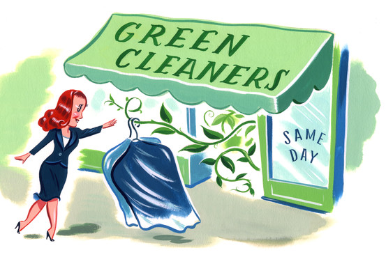 Guide to Non-Toxic Dry Cleaning