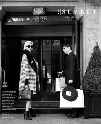 The Surrey: Chic Perfection in NYC