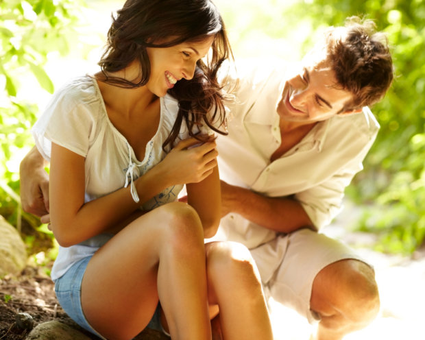 6 Steps to Make You a Flirting Target