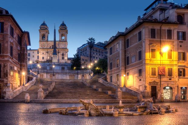 A Tour of Historic Rome