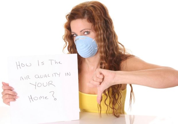The Sexy Six; Keeping Your Home's Air Clean