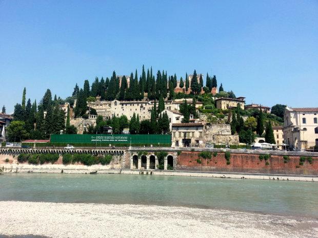 A Day-Long Walking Tour of Verona, Italy