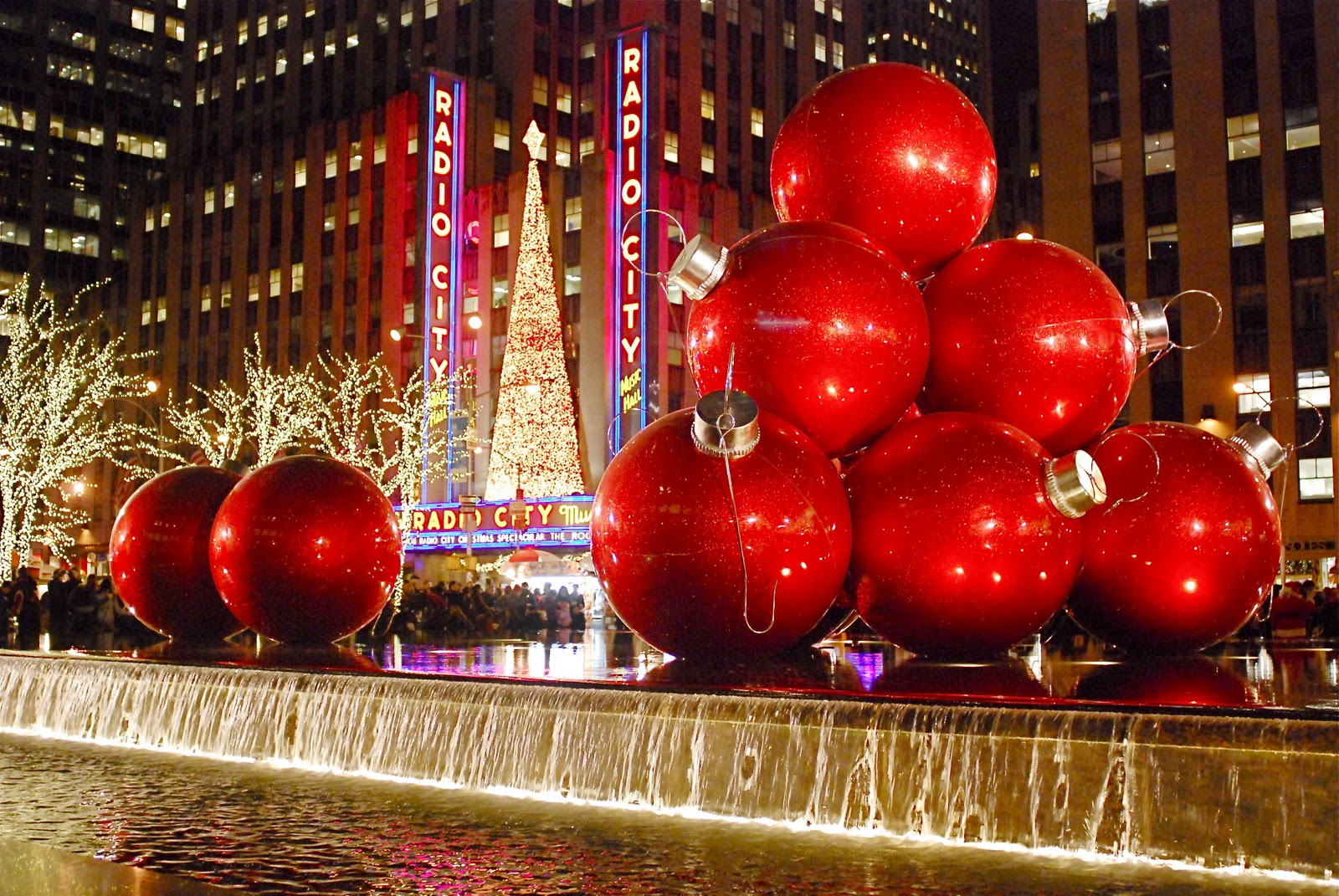 christmas decorations nyc | My Web Value