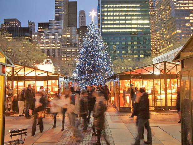 What To Do in NYC Over the Holidays