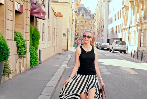 Doing the 8th in Paris Like a (Glam) Parisian