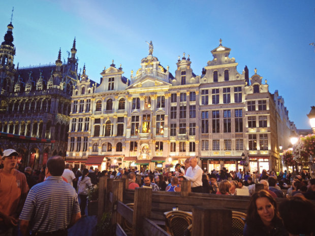 A Visual Tour of Belgium