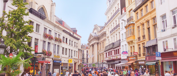 A Visual Tour of Belgium
