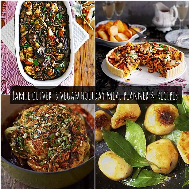 Delicious Vegan Holiday Dinners Menu Ideas Recipes
