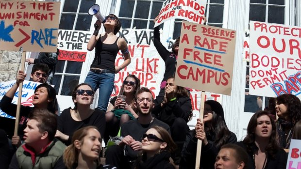 Are Colleges Enabling Rape?