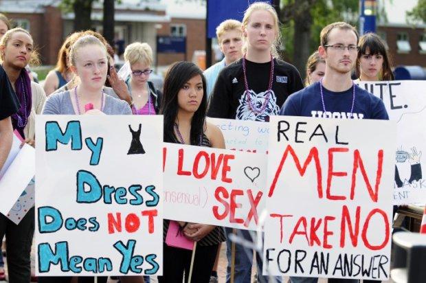 Are Colleges Enabling Rape  Urbanette Magazine