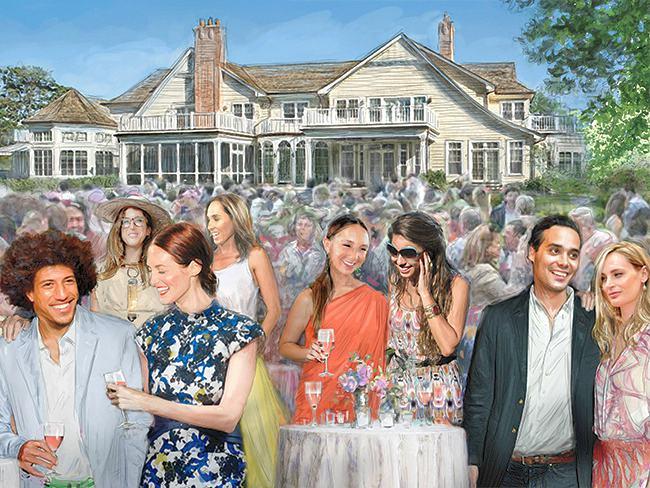 Getting Spiritual in the Hamptons