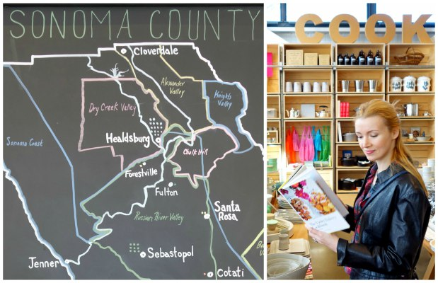 A Foodie Tour of Healdsburg, CA