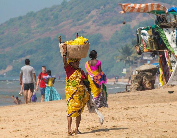 Women in India: The Hustler of Goa