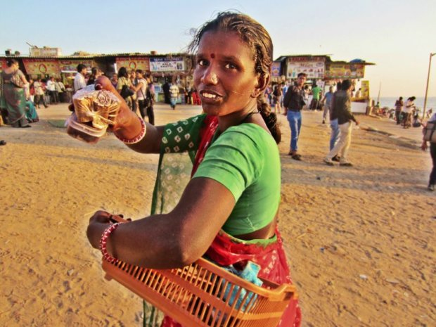 Women in India: The Hustler of Goa