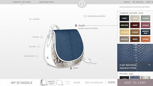 The New Luxury: Bespoke Handbags