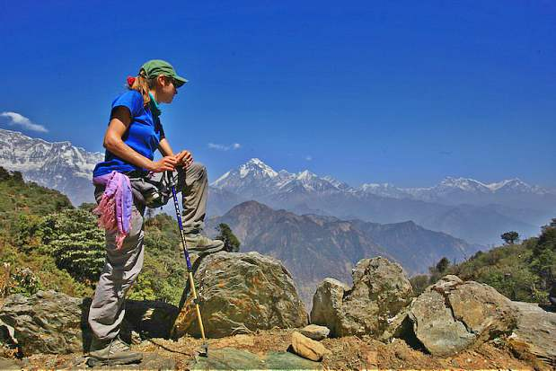 My Experience Trekking in Nepal …as a Single Female
