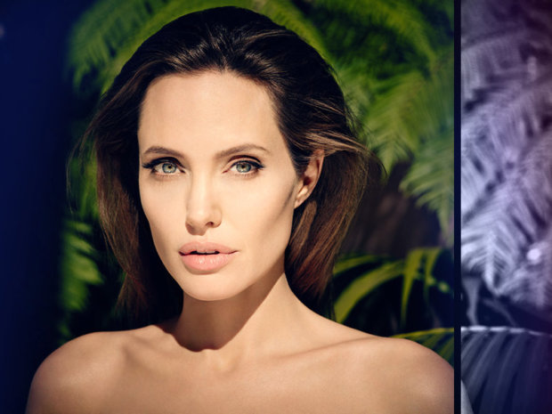 Angelina Jolie on Her Insecurities & Finding Happiness
