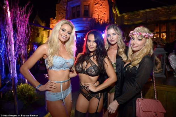 One Woman's Childhood Trapped Inside the Playboy Mansion