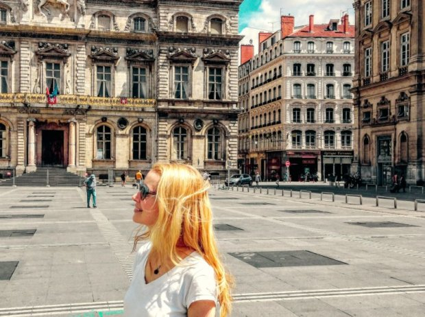 My International Life: From NYC to France