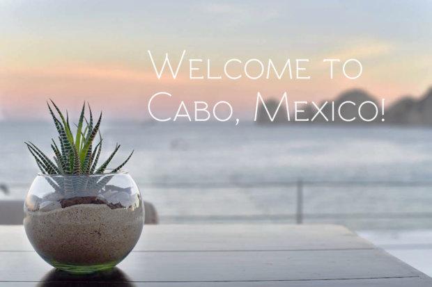 My Cabo Caper