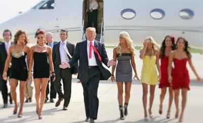 trump hates women