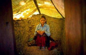 menstrual hut nepal