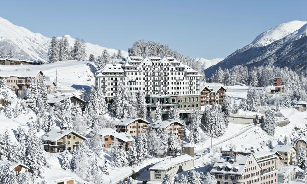 How to Have a Relaxing Adventure in St. Moritz