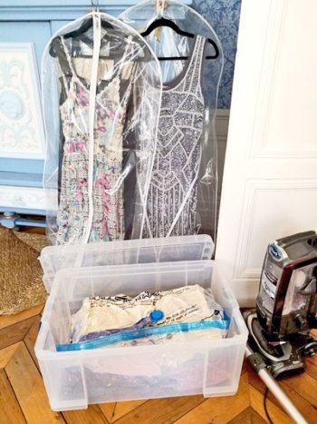 The Best Way to Prep Your Closet for a Seasonal Change