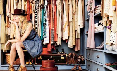 supermodel wardrobe