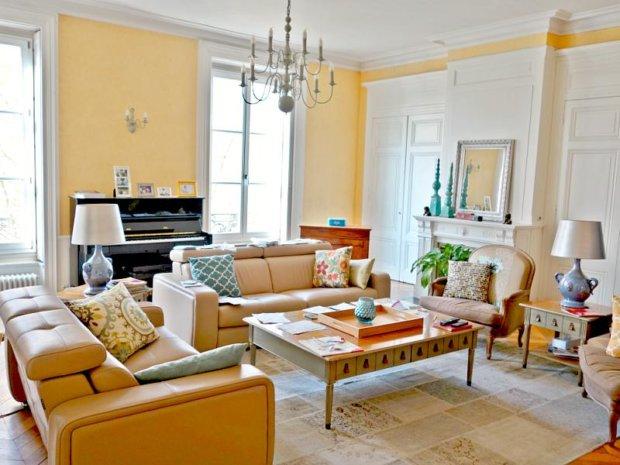 My Home Decor DIY Makeover: Living Room - URBANETTE ...