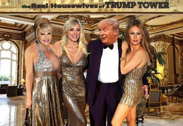 Myths About Women (Listen Up, Trump!)